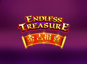Jin Ji Bao Xi Endless Treasure logo achtergrond