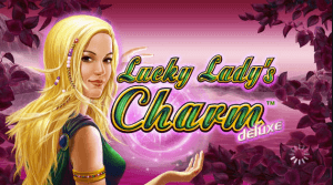 Lucky Lady's Charm Deluxe logo review