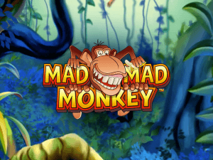 Mad Mad Monkey logo review