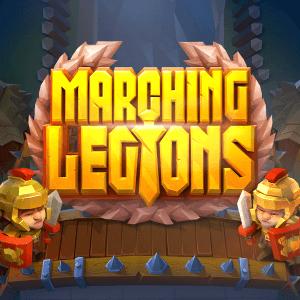 Marching Legions logo achtergrond