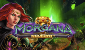 Morgana Megaways logo review