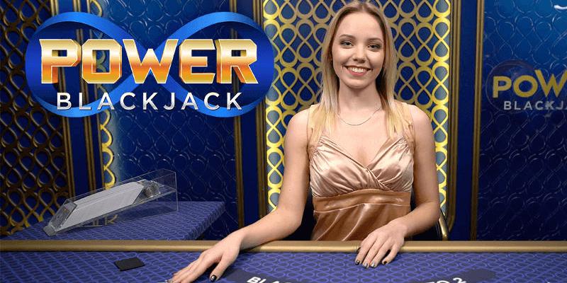 Evolution Gaming brengt nieuw spel uit: Power Blackjack