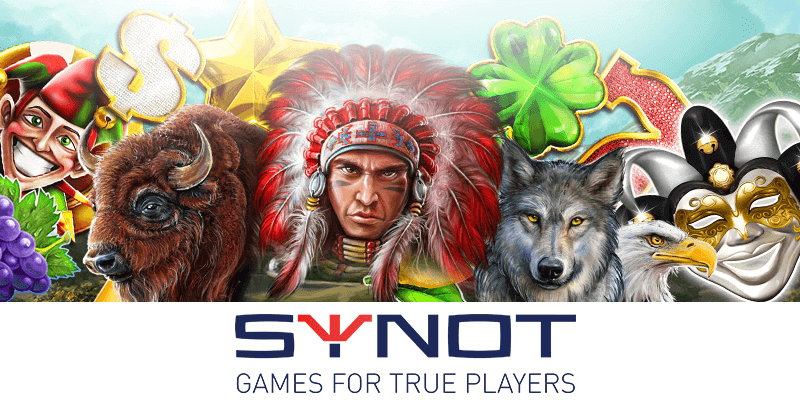 SYNOT Games nieuwe partner Relax Gaming programma