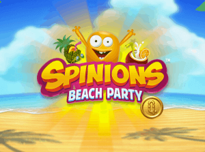Spinions logo achtergrond