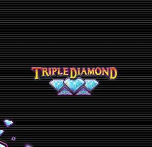Triple Diamond logo achtergrond