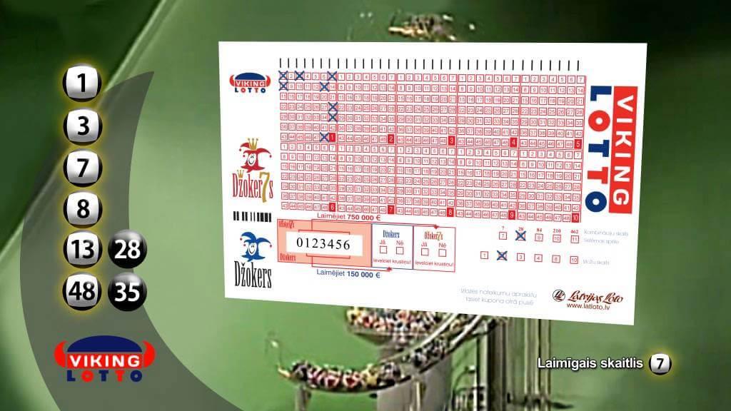 Viking Lotto CS 1