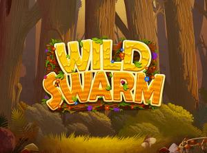 Wild Swarm logo achtergrond
