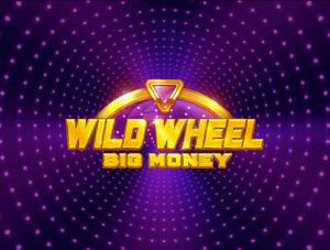 Wild Wheel Big Money logo achtergrond