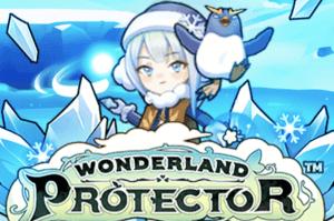 Wonderland Protector logo achtergrond