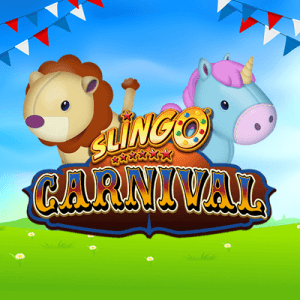Slingo Carnival logo review