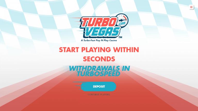 TurboVegas Screenshot 1