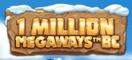 1 Million Megaways BC logo achtergrond