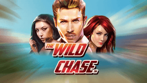 The Wild Chase logo achtergrond