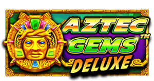 Aztec Gems Deluxe side logo review