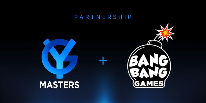Bang Bang Games nieuwe aanwinst YG Masters