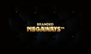 VIP Branded Megaways logo achtergrond