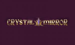 Crystal Mirror logo achtergrond