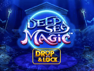Deep Sea Magic logo achtergrond