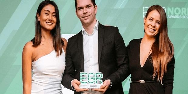 Evolution Gaming en Red Tiger grote winnaars EGR B2B Awards