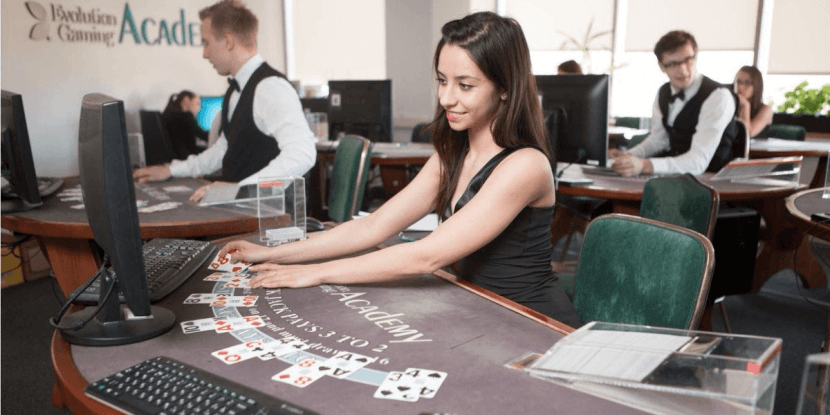 Evolution Gaming noteert recordwinst in eerste halfjaar 2020