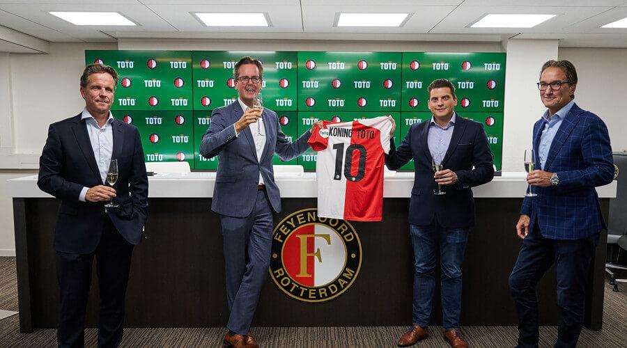 Feyenoord TOTO CS 2