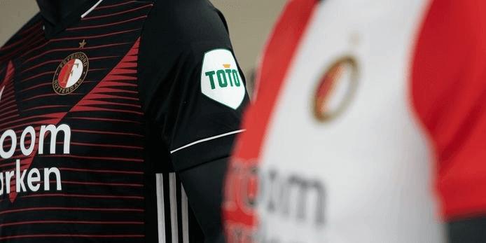 TOTO nieuwe sponsor PSV en Feyenoord
