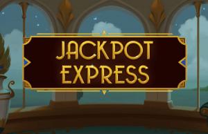 Jackpot Express logo achtergrond