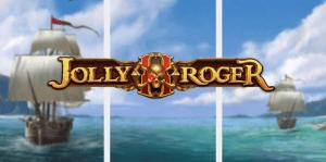 Jolly Roger 2 logo achtergrond