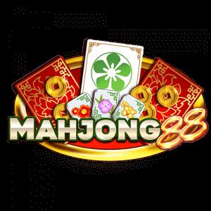 Mahjong 88 logo achtergrond