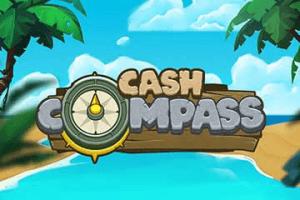 Cash Compass logo achtergrond