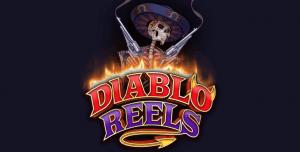 Diablo Reels logo achtergrond