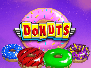 Donuts logo review