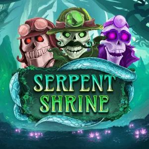 Serpent Shrine logo achtergrond