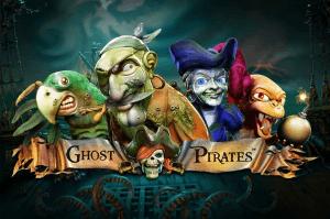 Ghost Pirates logo achtergrond