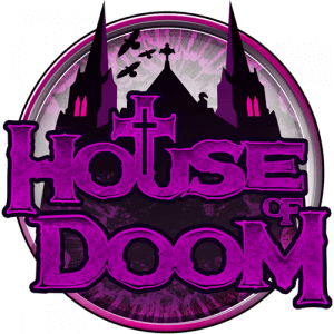 House of Doom logo review