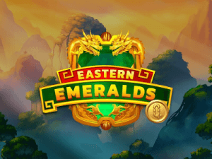 Eastern Emeralds logo achtergrond
