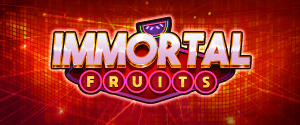 Immortal Fruits logo review