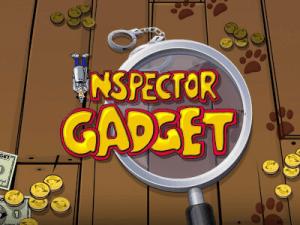 Inspector Gadget logo achtergrond