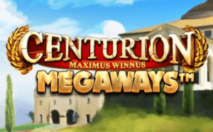 Centurion Megaways logo review