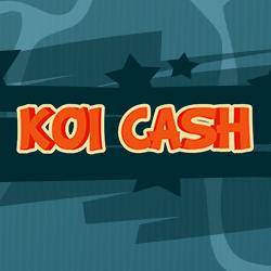 Koi Cash logo achtergrond