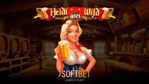 Heidi Goes Wild logo achtergrond
