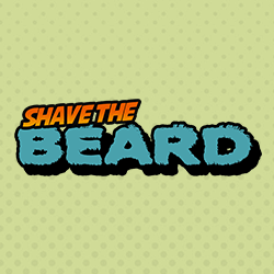 Shave The Beard logo review