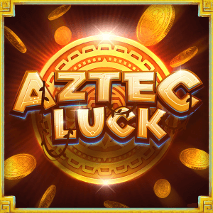 Aztec Luck side logo review