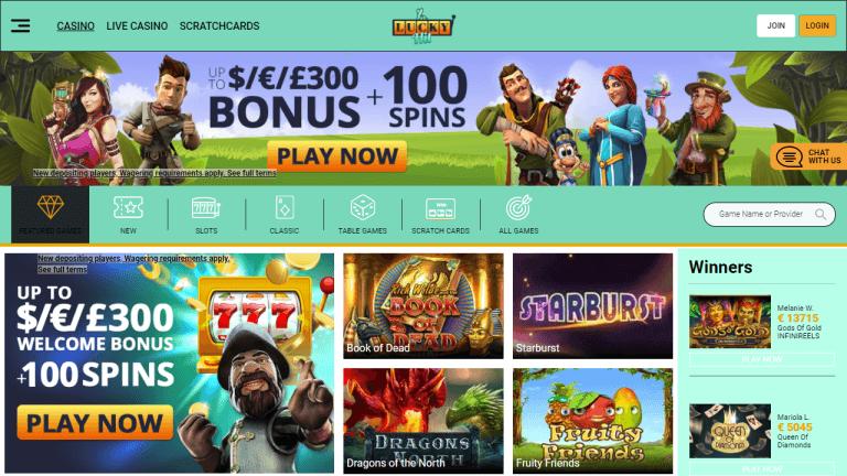 Lucky Hit Casino Screenshot 2