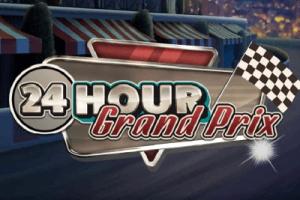 24 Hour Grand Prix logo achtergrond
