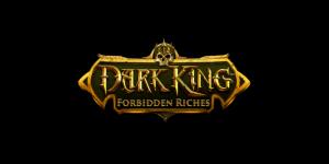 Dark King: Forbidden Riches logo achtergrond