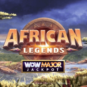 African Legends logo review