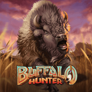 Buffalo Hunter logo achtergrond