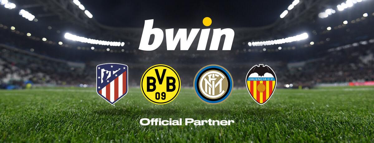 Bwin Official Partner CS