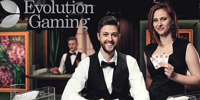 Evolution Gaming en MGM gaan samenwerken